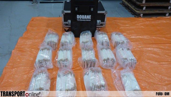 Douane onderschept 66 kilo cocaïne in lading ananassen [+foto]