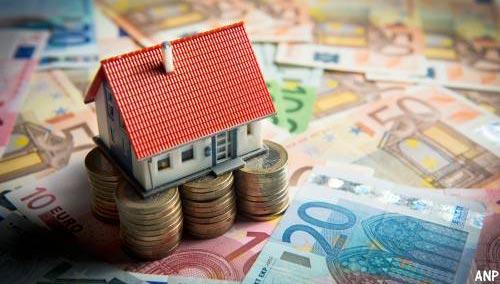 Hypotheekomzet naar recordhoogte