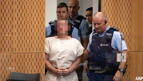 Proces tegen moskeeschutter Nieuw-Zeeland start 5 april