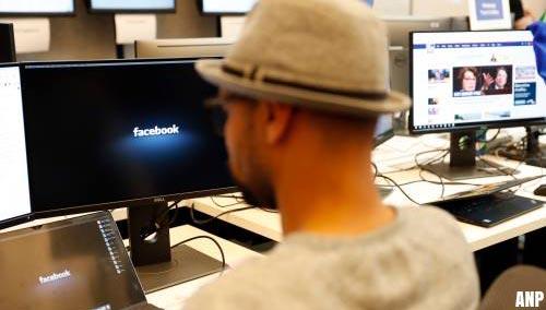 'Data Facebook aangetroffen op servers Amazon'