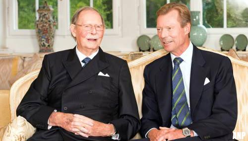 Groothertog Jean (98) van Luxemburg overleden