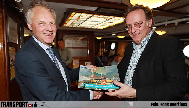 Havenvisie Port of Harlingen: koers naar duurzame groei