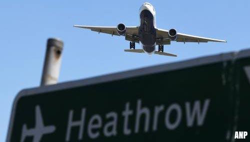 'Klimaatactivisten dreigen met blokkade Heathrow'
