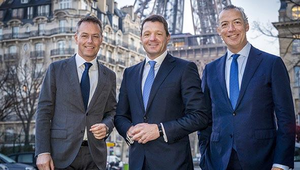 Aandeelhouders KLM herbenoemen twee directieleden en benoemen drie commissarissen