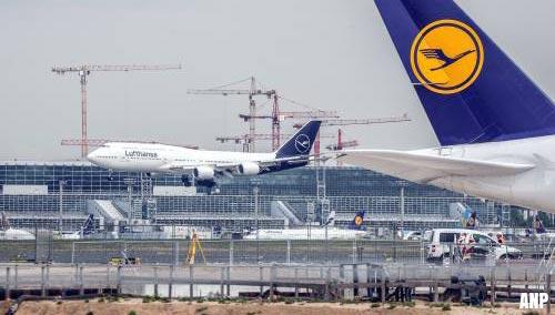 Lufthansa staakt uitbreiding Eurowings