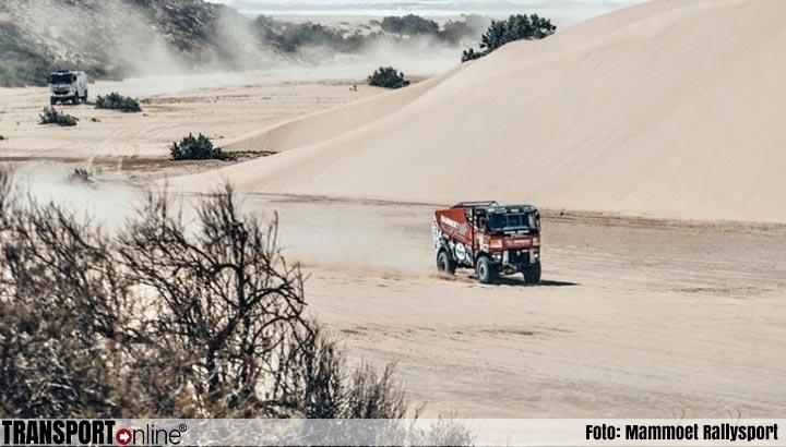 Mammoet Rallysport geeft terrein prijs in Marokko