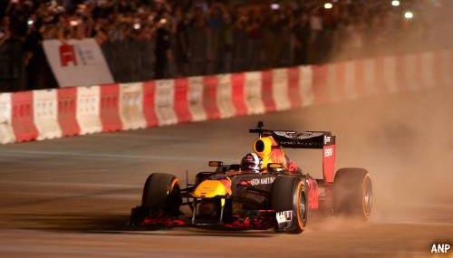 Upgrade voor motoren Red Bull in Azerbeidzjan