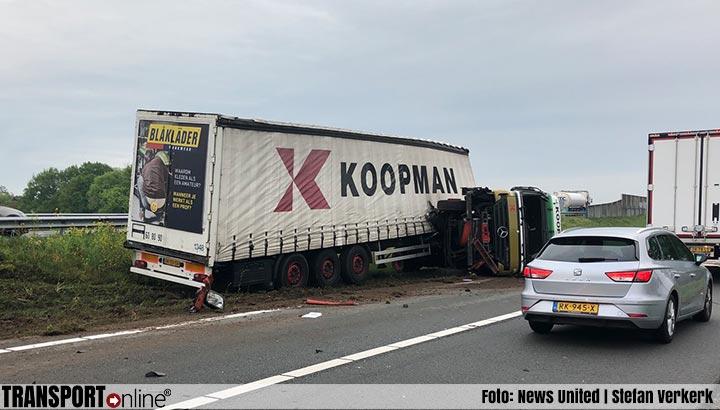 Ernstig ongeval op A28 [+foto]