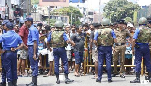 Nederlander in Colombo: het is rampzalig