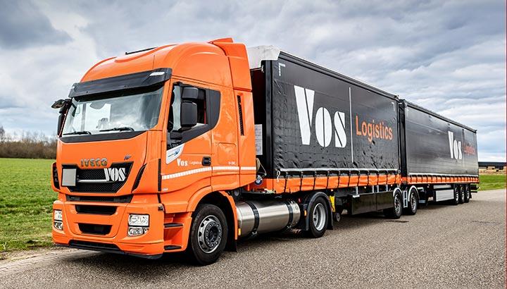 Hogere omzet en winst voor Vos Logistics in 2018