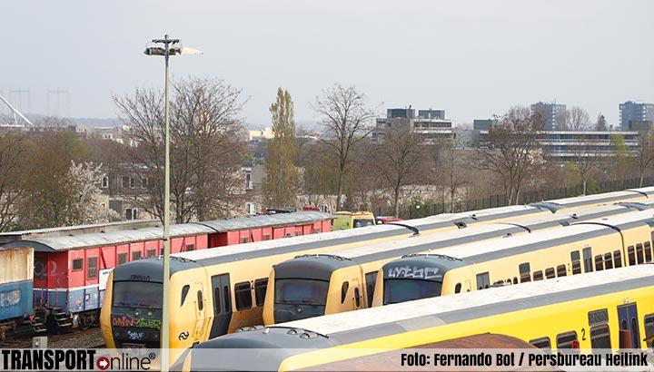 Dode na ontploffing trein op rangeerterrein Ridderspoor in Nijmegen [+foto]