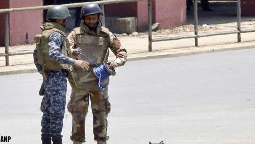 'Politie Sri Lanka vindt explosieven in huis'