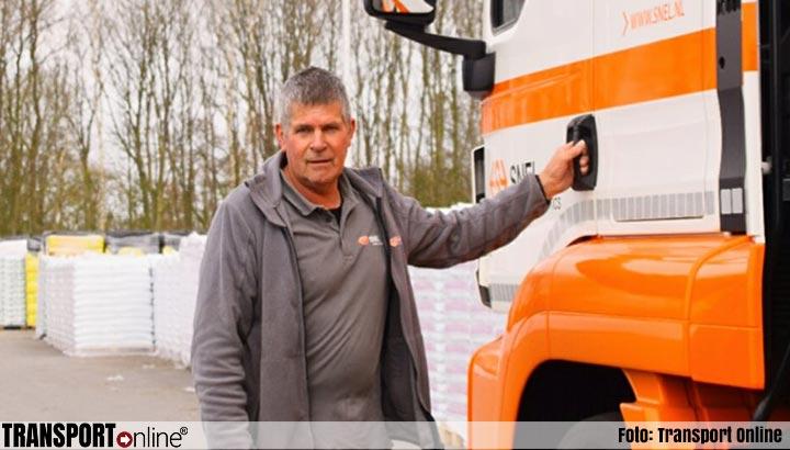 Bert Maijenburg al 40 jaar werkzaam bij SNEL