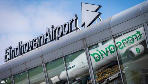 Eindhoven Airport waarschuwt voor vertraging