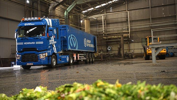 Group Op De Beeck koopt twee splinternieuwe Renault Trucks T 480 HSC's