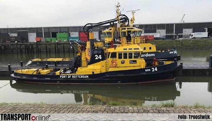 Veiling Havenbedrijf Rotterdam levert 200.000 euro op