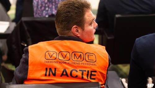 Rechter verbiedt staking ov rond Schiphol