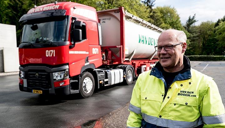 Van den Bosch Transporten kiest opnieuw voor Renault Trucks T [+video]