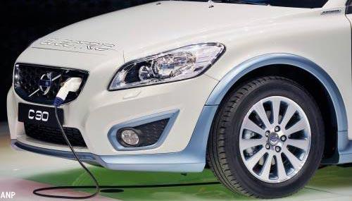 Volvo slaat slag op markt voor batterijen