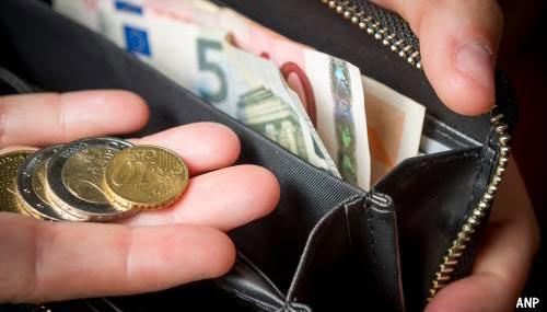 Nederlanders positief over financiën