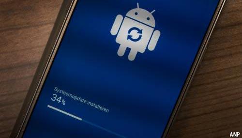 'Android-telefoons krijgen te weinig updates'