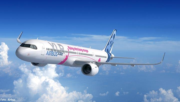 Airbus profiteert van uitstel Boeing