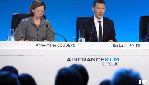 'Neuzen bij AF-KLM staan dezelfde kant op'