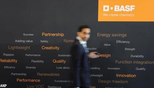 Chemiereus BASF schrapt duizenden banen