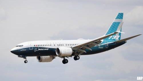 'Kracht piloten issue bij Boeing 737 MAX'