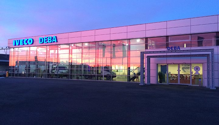 IVECO Schouten neemt DEBA Bedrijfswagens over