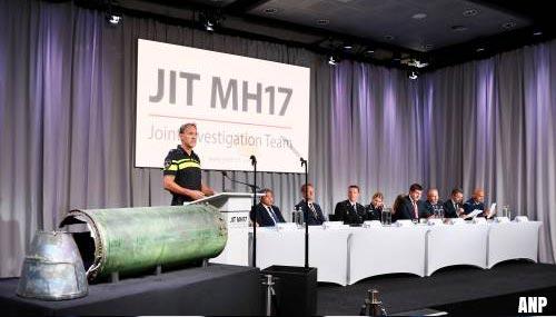 Minister: aanwijzen MH17-verdachten belangrijk