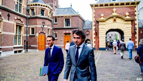 GL en PvdA naar Rutte over pensioenen