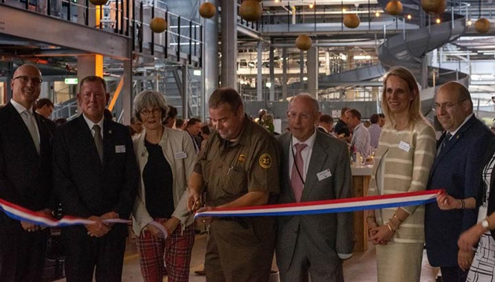 UPS breidt Europees netwerk uit met hightech superhub in Nederland