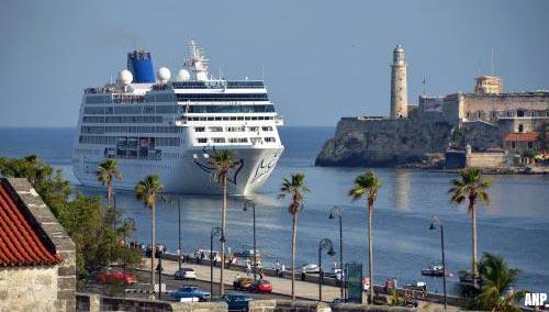 VS verbieden cruises naar Cuba