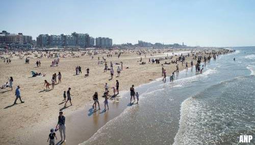 Weerdiensten: zomerhitte op komst