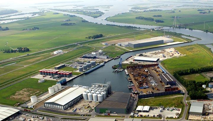 Verbreding sluis Kornwerderzand is goed nieuws voor Port of Zwolle