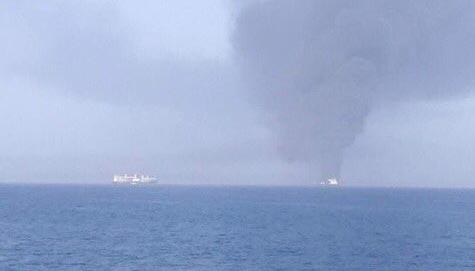 Olietankers 'Front Altair' en 'Kokuka Courageous' geëvacueerd na vermoedelijke aanslag