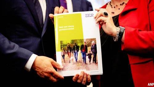 37 procent van de FNV-leden bracht stem uit over pensioenakkoord
