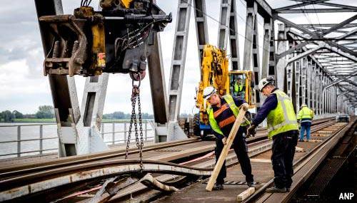 Oproep: versnel uitgesteld onderhoud bruggen, sluizen en tunnels