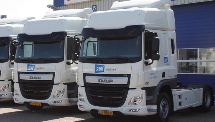 2W Logistiek BV failliet verklaard