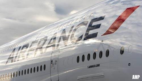'Air France gaat voor tientallen Airbussen'
