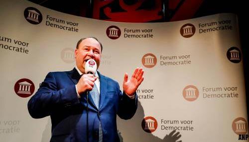 Forum zet senator Henk Otten uit de partij