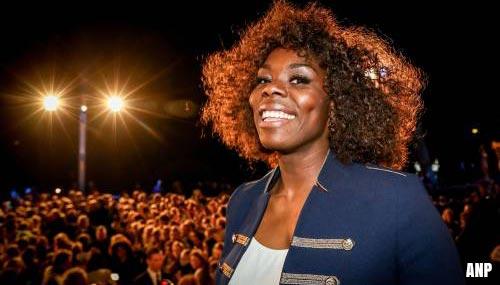 Actrice Imanuelle Grives op festival opgepakt met drugs