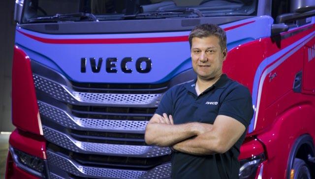 IVECO lanceert nieuwe IVECO S-WAY