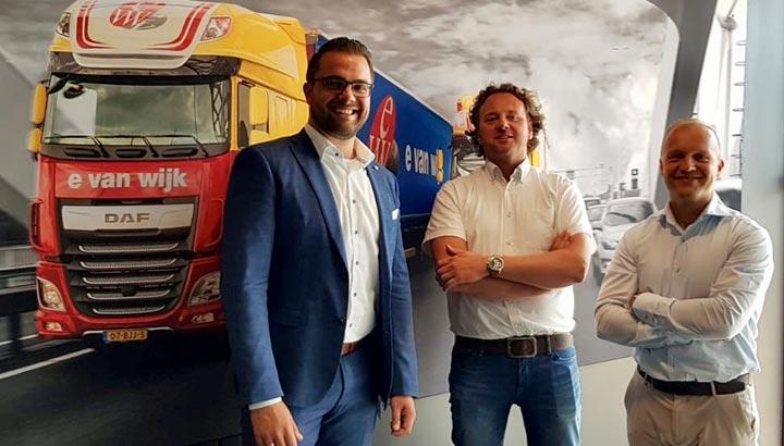 E. van Wijk Group neemt Twentepoort Groep over