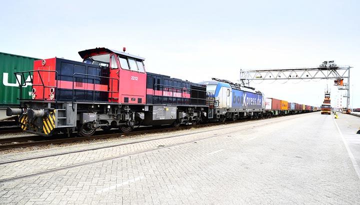 Nieuwe railverbinding met München