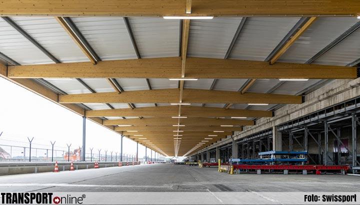 Swissport bouwt ultramoderne luchtvrachtfaciliteit op Brussels Airport