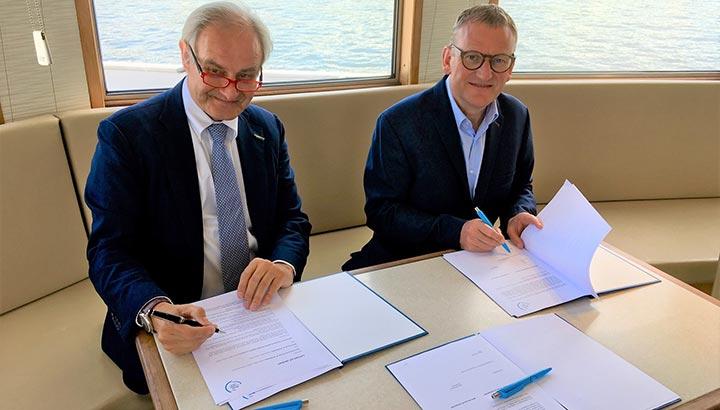 Ekol Logistics en Transuniverse Forwarding lanceren megaproject aan Kluizendok in North Sea Port