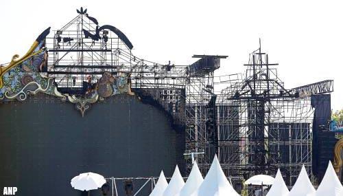 17 Nederlandse dealers op Tomorrowland gepakt