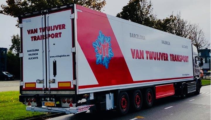 Van Twuijver Transport (Twuijver Logistica) failliet